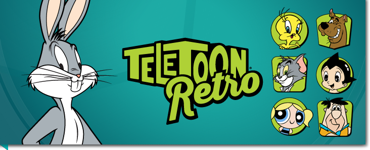 This is the final weekend for Teletoon Retro  All together